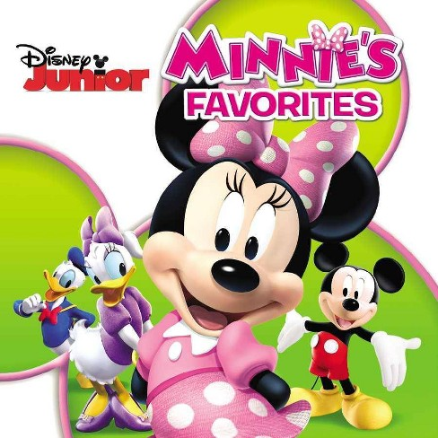 Minnie's Favorites (CD) - image 1 of 1