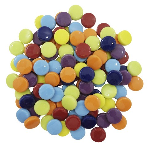 Diamond Tech Mosaic Spots, Assorted Colors, 3 Pounds - image 1 of 1