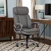 Big and Tall Executive Office Chair - Serta - image 2 of 4