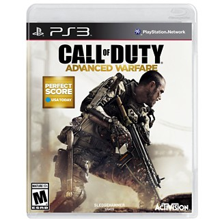 Call of Duty: Advanced Warfare Standard Edition PlayStation 3