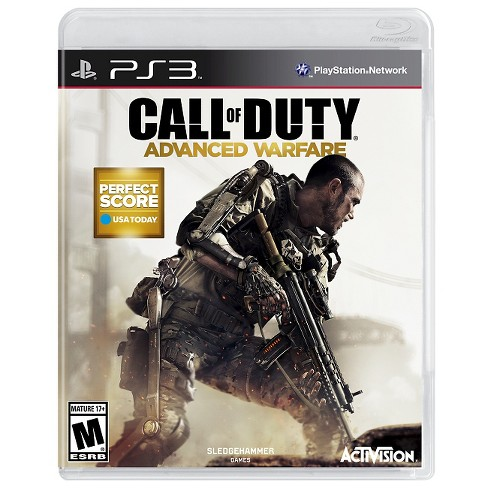 Call of Duty: Advanced Warfare Standard Edition PlayStation 3 - image 1 of 2