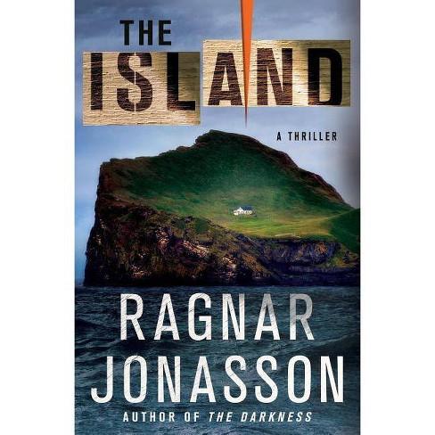 The Island - (Hulda) by  Ragnar Jonasson (Hardcover) - image 1 of 1