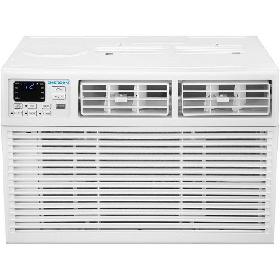 Emerson Quiet Kool 6,000 BTU 115V Window Air Conditioner EARC6RE1 with Remote Control