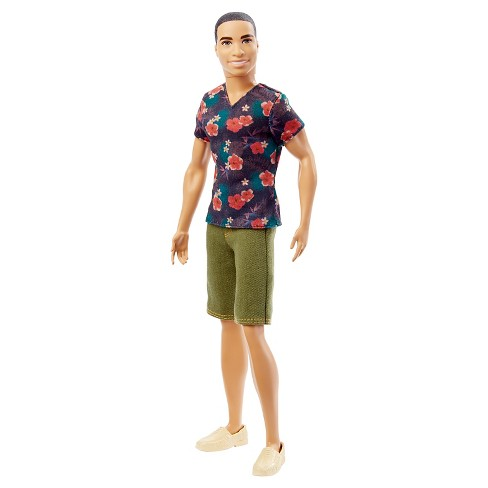 Barbie® Ken Fashionistas Doll Graphic Tee - image 1 of 6