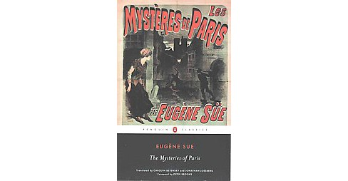 Mysteries of Paris (Paperback) (Eugene Sue) - image 1 of 1