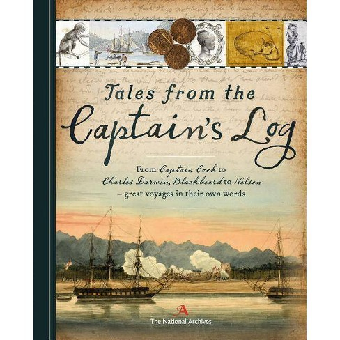 Tales from the Captain's Log - (Hardcover) - image 1 of 1