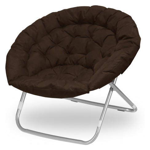Oversized Moon Chair Black - Project 101 - image 1 of 1