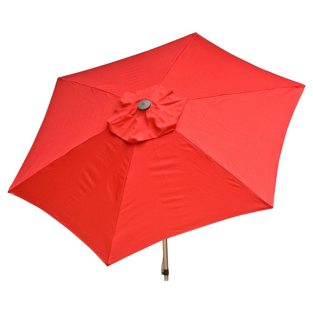 Image of 8.5' Doppler Market Umbrella - Red - Parasol