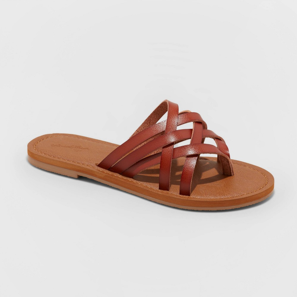 Best Women's Josephine Multi Strap Slide Sandals - Universal Thread™
