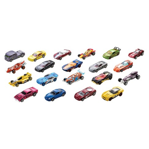Hot Wheels 20 Car Gift Pack - image 1 of 4