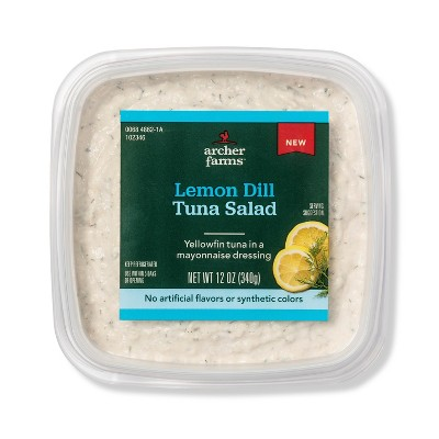 Lemon Dill Tuna Salad - 12oz - Archer Farms™