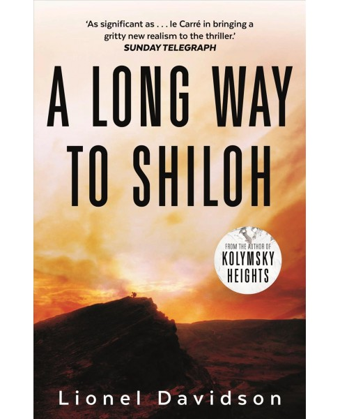 Long Way to Shiloh (Paperback) (Lionel Davidson) - image 1 of 1