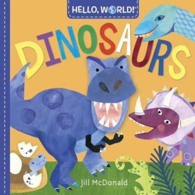 Hello World! Dinosaurs