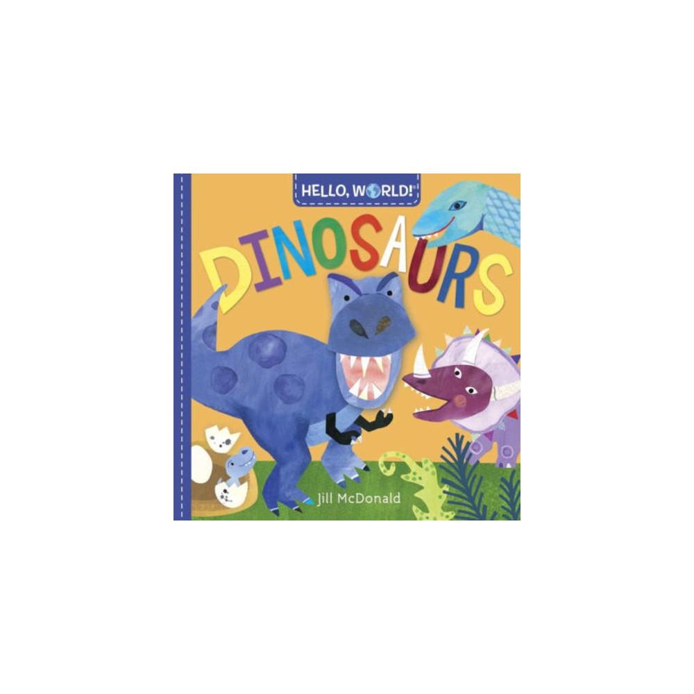 Hello World! Dinosaurs, Books