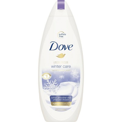 Body Washes & Gels: Dove Winter Care