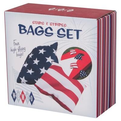 Wemco™ Americana Set of Four Bean Bag