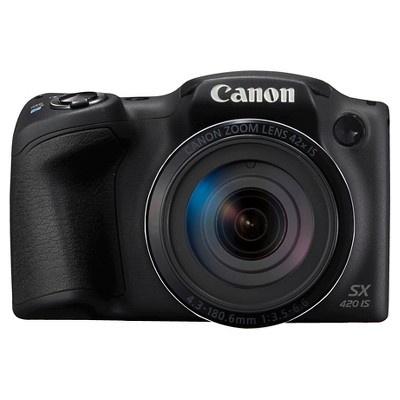 Canon PowerShot SX420 Camera - Black (1068C001)
