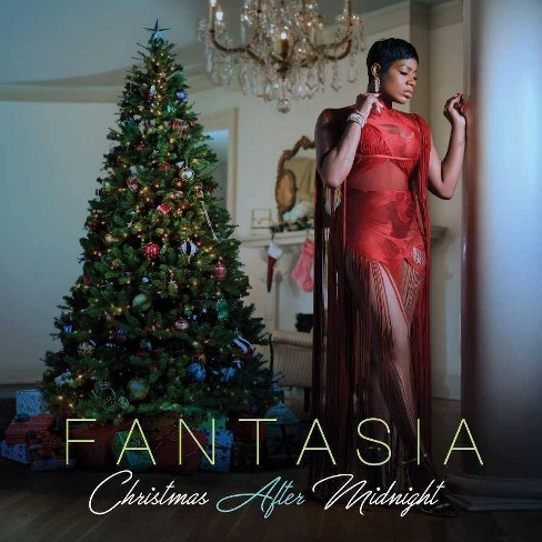 Fantasia - Christmas After Midnight (Vinyl) - image 1 of 1