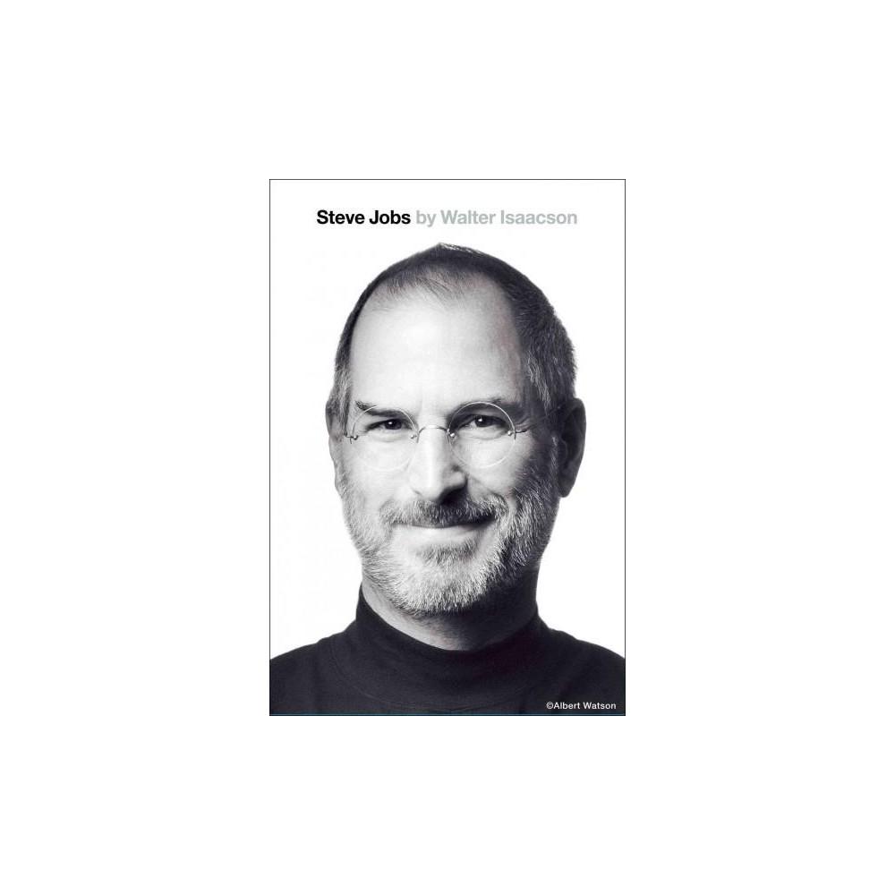 Steve Jobs (Reissue) (Paperback) (Walter Isaacson)