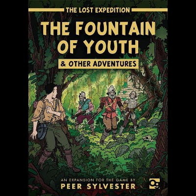 Lost Expedition - The Fountain of Youth & Other Adventures Board Game