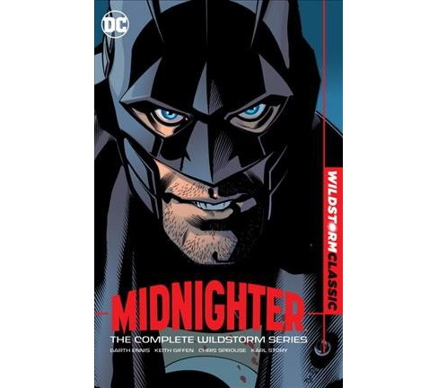 Midnighter : The Complete Wildstorm Series (Paperback) (Garth Ennis & Keith Giffen & Jimmy Palmiotti & - image 1 of 1