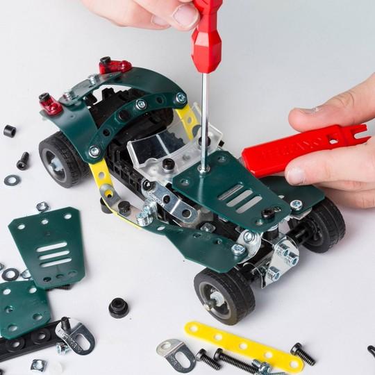 Meccano 5 Model Set, toy vehicles image number null