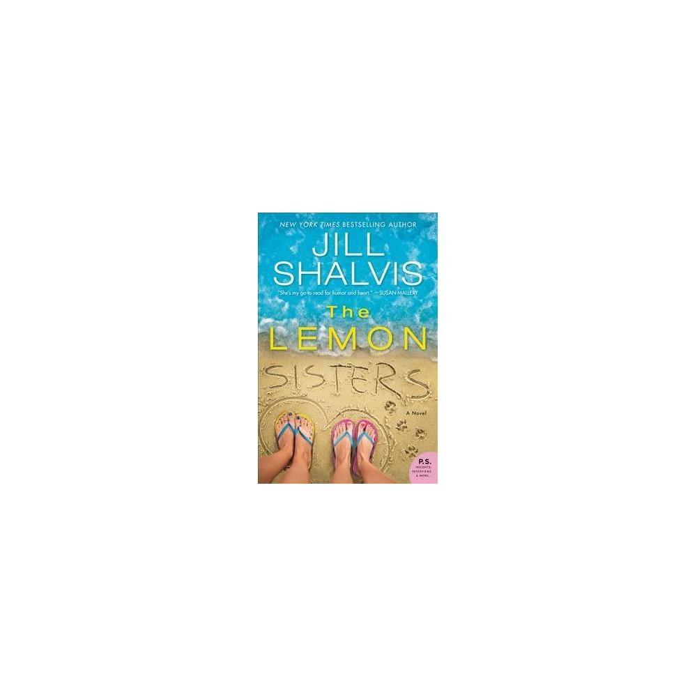 Lemon Sisters - by Jill Shalvis (Hardcover)