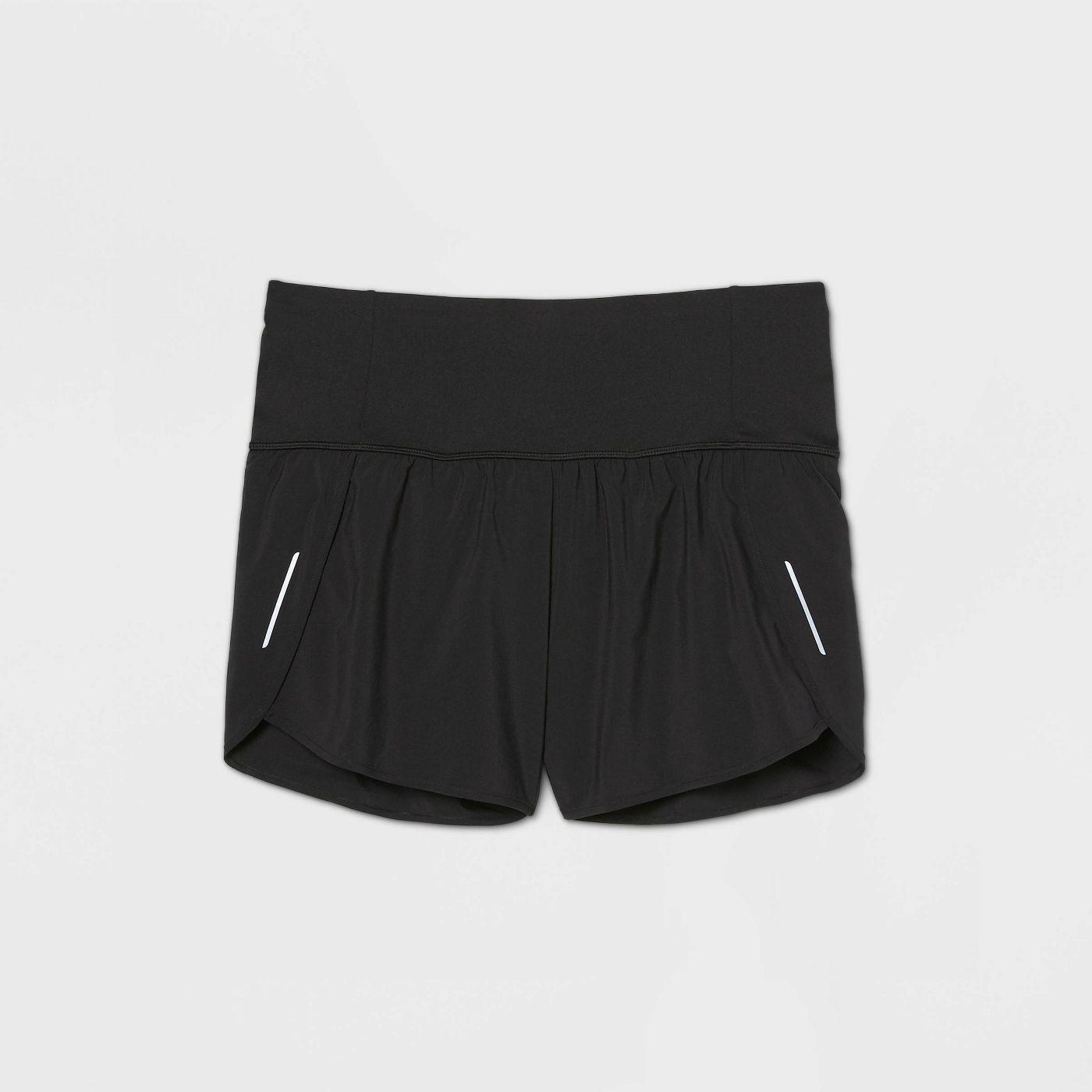 Women's High-Rise Premium Run Shorts 3