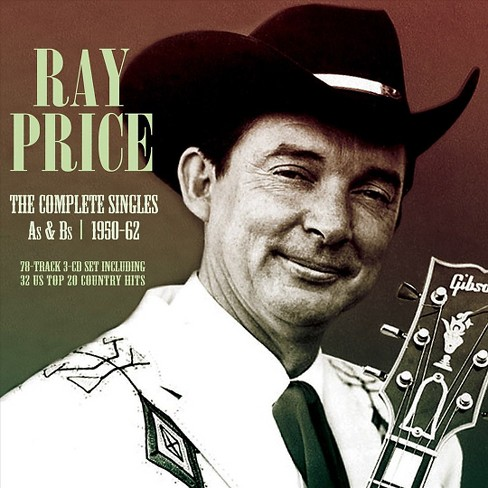 Ray price - Complete singles as & bs:50-62 ray pr (CD) - image 1 of 1