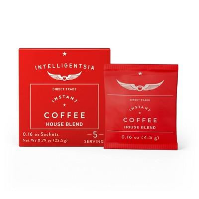 Intelligentsia House Instant Light Roast Coffee - 0.79oz