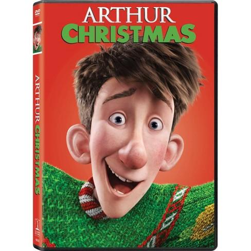 Arthur Christmas (DVD) - image 1 of 1