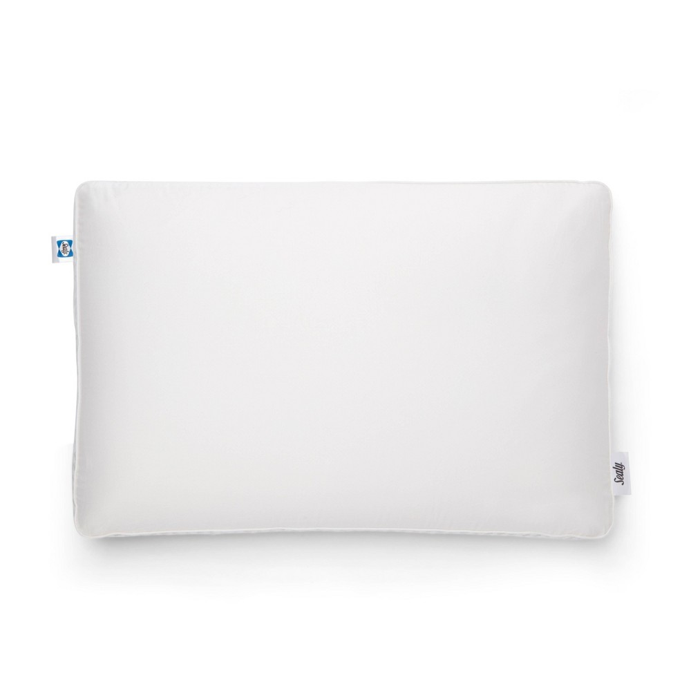 Image of Sealy Memory Foam Bed Pillow (Standard), White