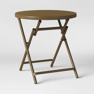 Fisher Folding Patio Table - Gold - Project 62™