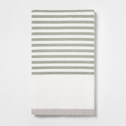 Striped Dual Sided Terry Kitchen Towel - Project 62™ - image 1 of 1