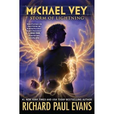 Michael Vey 5, 5 - by  Richard Paul Evans (Paperback)