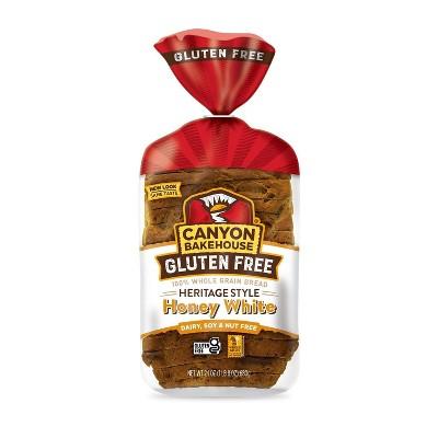 Canyon Bakehouse Gluten Free Heritage Honey White Bread - 24oz