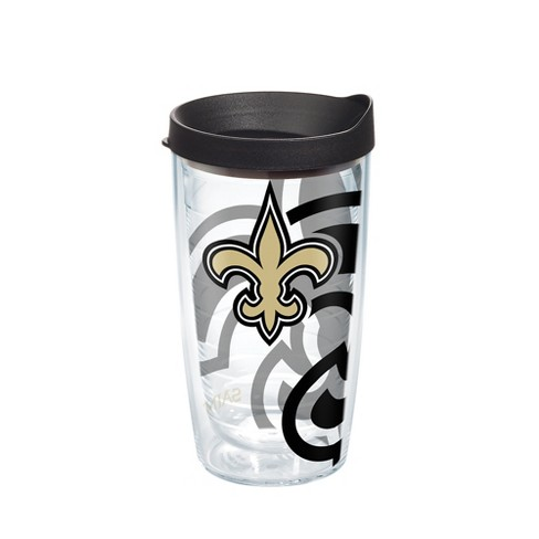 Tervis NFL New Orleans Saints Genuine 16oz Tumbler with lid - image 1 of 1