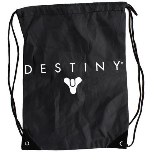 Nerd Block Destiny Drawstring Tote Bag - image 1 of 1
