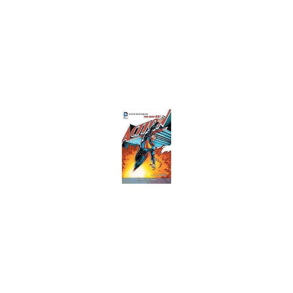 Superman Action Comics 5 : What Lies Beneath (Paperback) (Greg Pak)