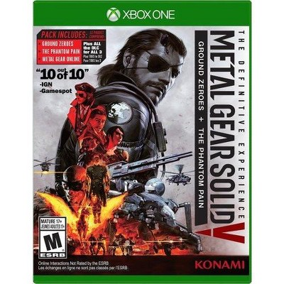 Metal Gear Solid V: The Definitive Experience - Xbox One Standard Edition