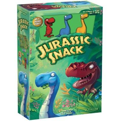 Jurassic Snack Game