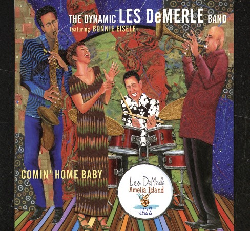 Dynamic les demerle - Comin home baby (CD) - image 1 of 1
