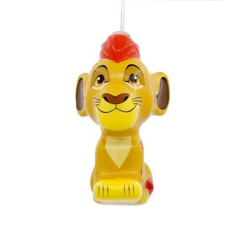 Hallmark Disney The Lion Guard Decoupage Christmas Ornament