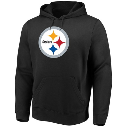 buy online b8a4c 54c11 NFL Pittsburgh Steelers Men's Confirming Big & Tall Fleece Hoodie