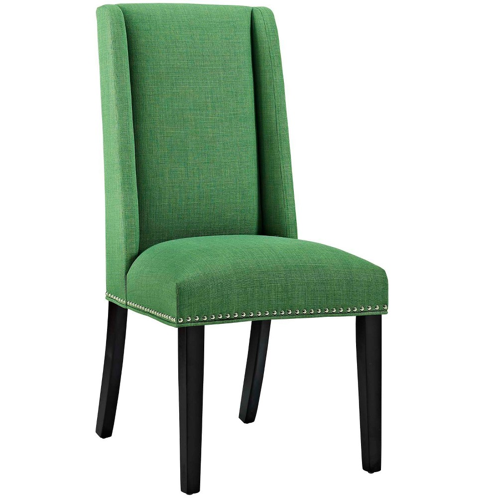 Baron Fabric Dining Chair Kelly Green - Modway