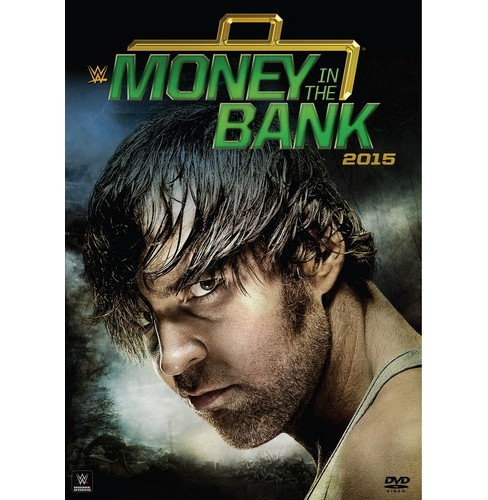 Wwe:Money In The Bank 2015 (DVD) - image 1 of 1