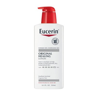 Body Lotions: Eucerin Original Healing Lotion