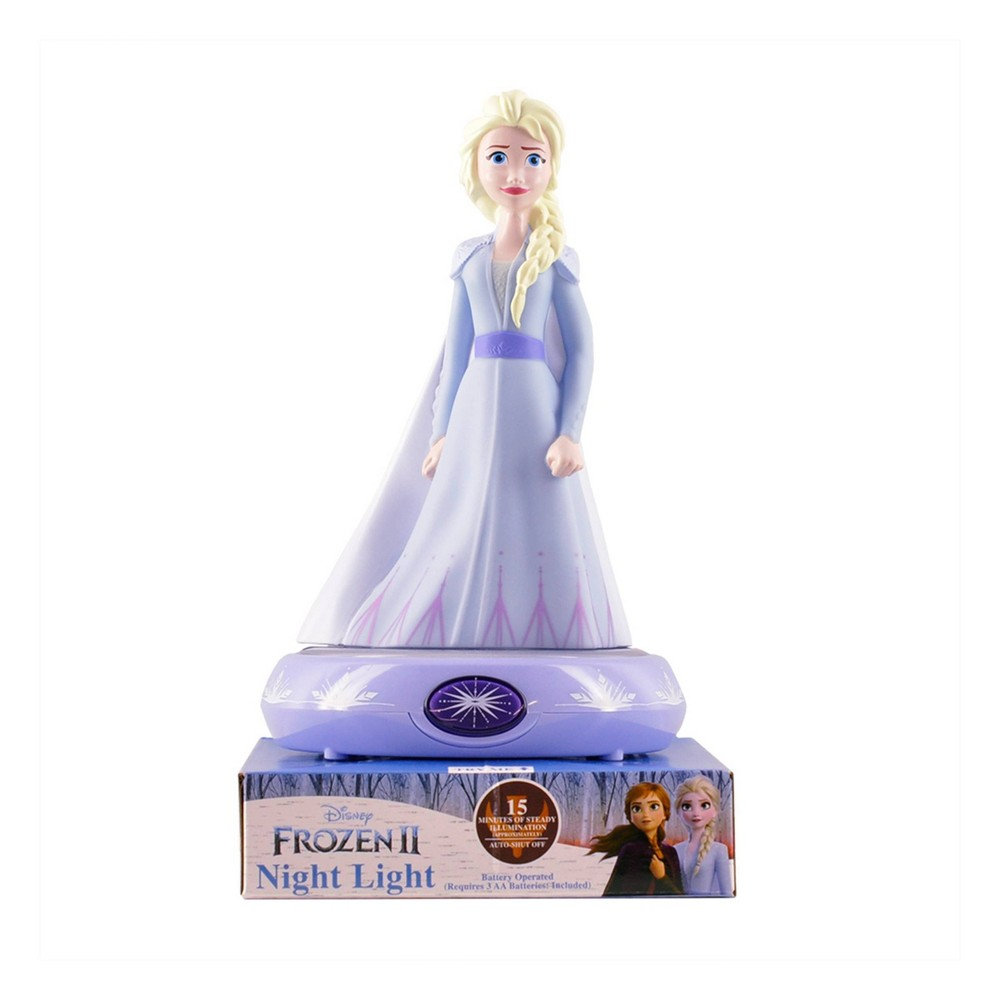 Image of Frozen 2 Elsa Nightlight
