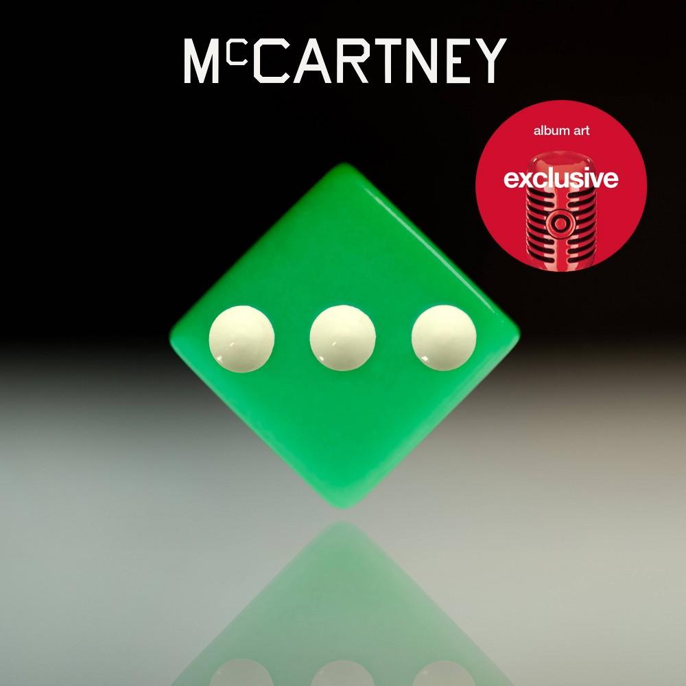 Paul Mccartney Mccartney Iii Target Exclusive Cd