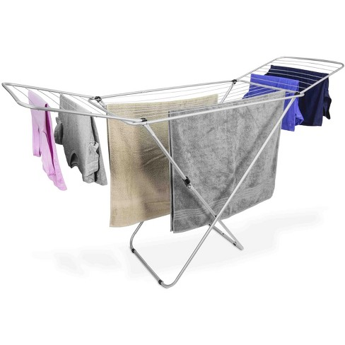 Sunbeam Enamel Coated Steel Clothes Drying Rack - image 1 of 3